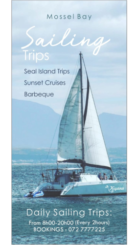 Mossel Bay Sailing Trips